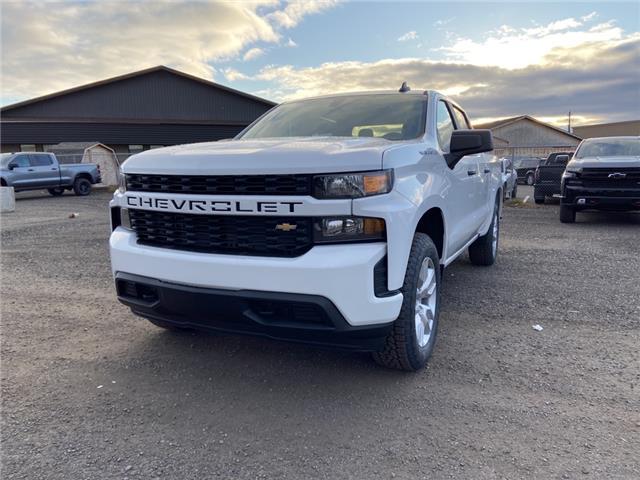 2021 Chevrolet Silverado 1500 Silverado Custom (Stk: M072) in Thunder Bay - Image 1 of 21