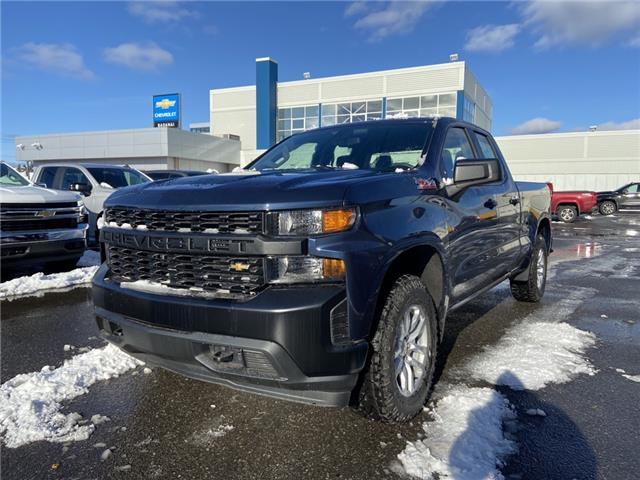 2021 Chevrolet Silverado 1500 Work Truck (Stk: M093) in Thunder Bay - Image 1 of 22