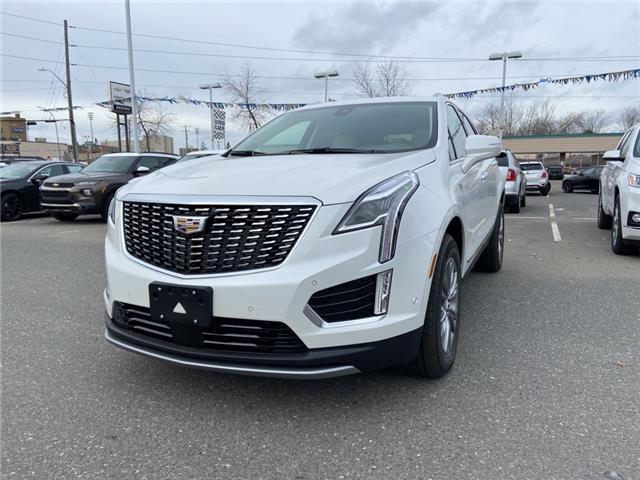 2021 Cadillac XT5 Premium Luxury (Stk: M104) in Thunder Bay - Image 1 of 22