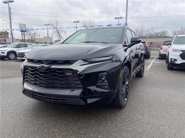 2021 Chevrolet Blazer RS (Stk: M118) in Thunder Bay - Image 1 of 22