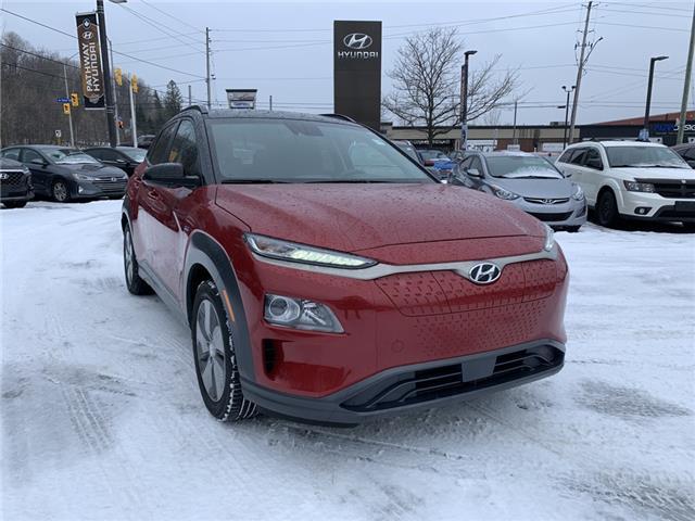 2019 Hyundai Kona EV Preferred (Stk: P3651) in Ottawa - Image 1 of 20