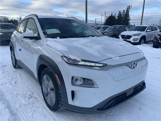 2021 Hyundai Kona EV Ultimate (Stk: R10387) in Ottawa - Image 1 of 20