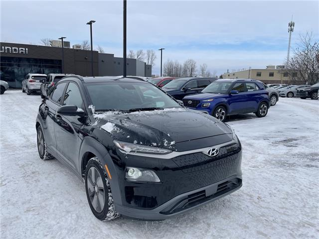 2019 Hyundai Kona EV Ultimate (Stk: P3600) in Ottawa - Image 1 of 23