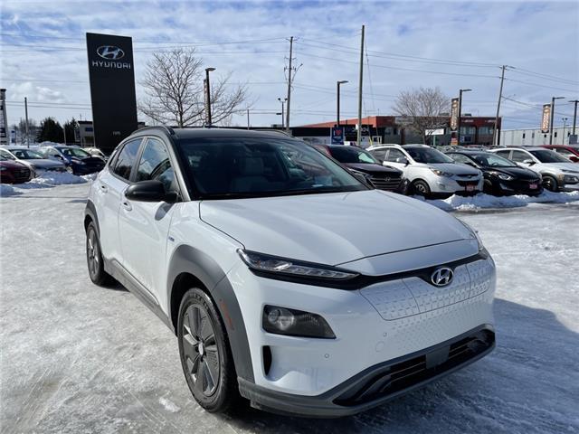 2019 Hyundai Kona EV Ultimate (Stk: P3674) in Ottawa - Image 1 of 23