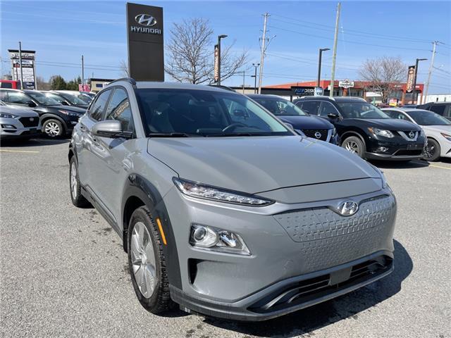 2020 Hyundai Kona EV Preferred (Stk: P3633) in Ottawa - Image 1 of 23