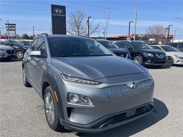 2019 Hyundai Kona EV Preferred (Stk: P3677) in Ottawa - Image 1 of 23