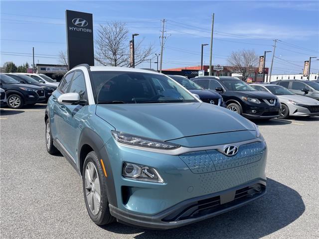 2019 Hyundai Kona EV Preferred (Stk: P3679) in Ottawa - Image 1 of 23