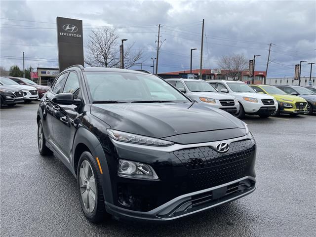 2019 Hyundai Kona EV Preferred (Stk: P3678) in Ottawa - Image 1 of 24