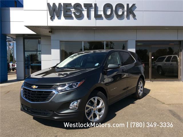 2018 Chevrolet Equinox LT (Stk: 18T15) in Westlock - Image 1 of 27
