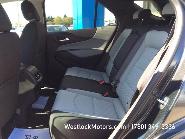 2018 Chevrolet Equinox LT (Stk: 18T15) in Westlock - Image 12 of 27