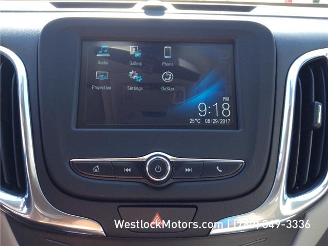 2018 Chevrolet Equinox LT (Stk: 18T15) in Westlock - Image 25 of 27