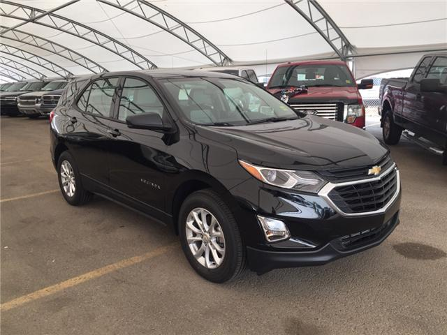 2018 Chevrolet Equinox LS (Stk: 156703) in AIRDRIE - Image 1 of 22