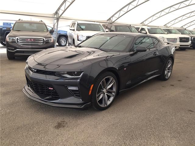 2018 Chevrolet Camaro 2SS (Stk: 156667) in AIRDRIE - Image 1 of 25