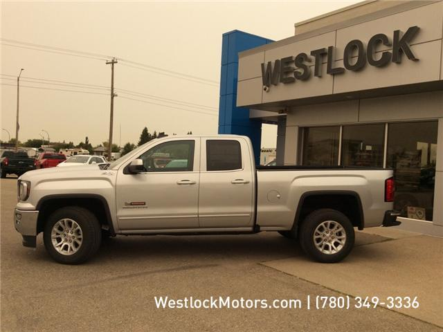 2018 GMC Sierra 1500 SLE (Stk: 18T12) in Westlock - Image 2 of 24