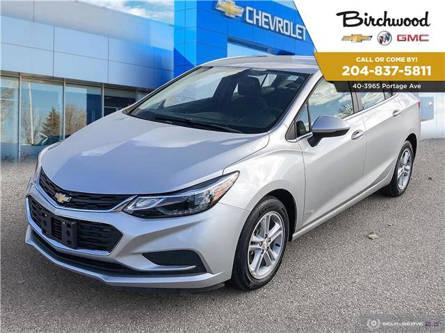 2017 Chevrolet Cruze LT Auto (Stk: F3MM4R) in Winnipeg - Image 1 of 26