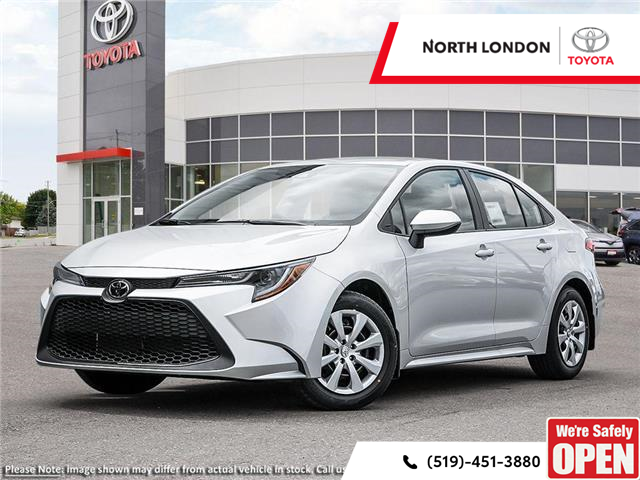2020 Toyota Corolla LE (Stk: 220437) in London - Image 1 of 23