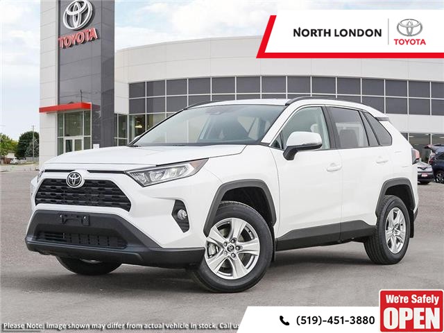 2021 Toyota RAV4 XLE (Stk: 221028) in London - Image 1 of 24