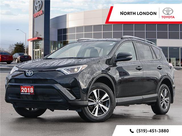 2018 Toyota RAV4 LE (Stk: A221071) in London - Image 1 of 27