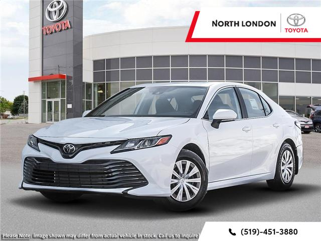 2019 Toyota Camry LE (Stk: A219420) in London - Image 1 of 23