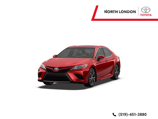2021 Toyota Camry Hybrid SE (Stk: 221103) in London - Image 1 of 1