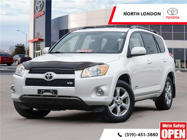 2011 Toyota RAV4 Limited V6 (Stk: A220885) in London - Image 1 of 26