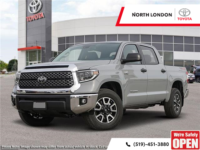 2021 Toyota Tundra SR5 (Stk: 221025) in London - Image 1 of 24