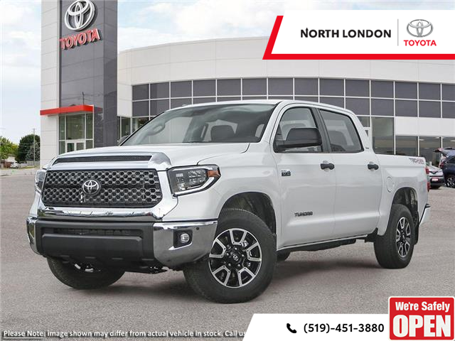 2021 Toyota Tundra SR5 (Stk: 221141) in London - Image 1 of 24