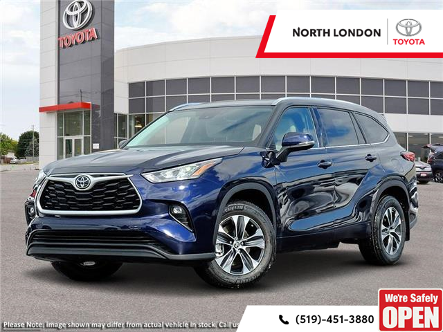 2021 Toyota Highlander XLE (Stk: 221163) in London - Image 1 of 24