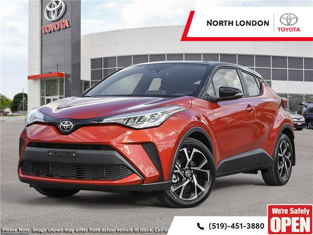 2021 Toyota C-HR XLE Premium (Stk: 221173) in London - Image 1 of 24