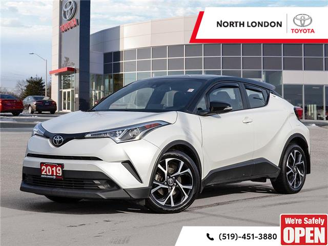 2019 Toyota C-HR Base (Stk: A221129) in London - Image 1 of 27