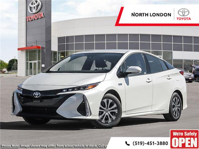 2021 Toyota Prius Prime Base (Stk: 221194) in London - Image 1 of 24