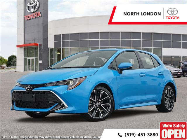 2021 Toyota Corolla Hatchback Base (Stk: 221147) in London - Image 1 of 24
