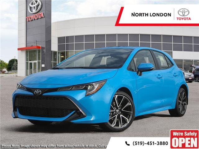 2021 Toyota Corolla Hatchback Base (Stk: 221256) in London - Image 1 of 24