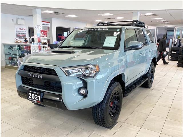 2021 Toyota 4Runner Base (Stk: 221240) in London - Image 1 of 2