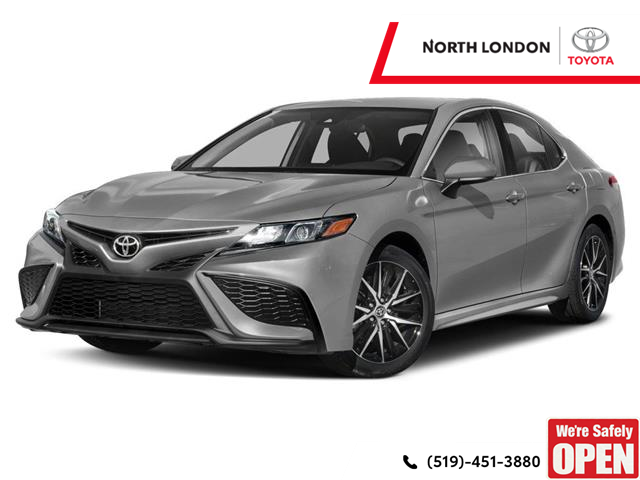 2021 Toyota Camry SE (Stk: 221288) in London - Image 1 of 9