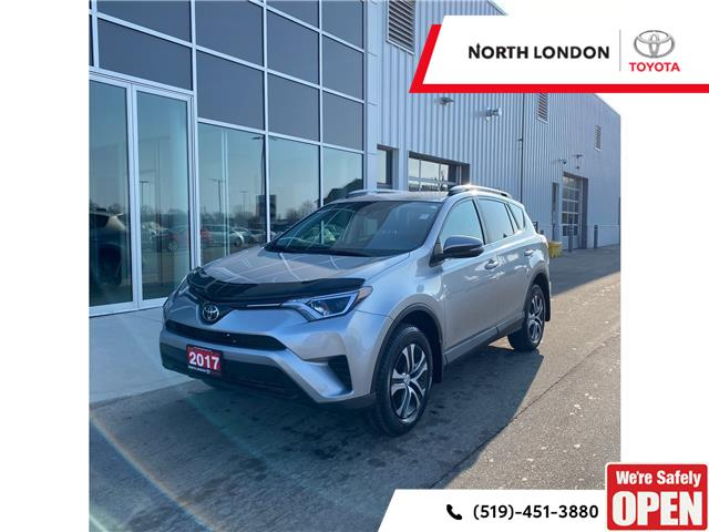 2017 Toyota RAV4 LE (Stk: A220901) in London - Image 1 of 4