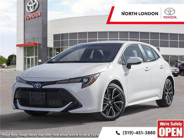2021 Toyota Corolla Hatchback Base (Stk: 221249) in London - Image 1 of 24
