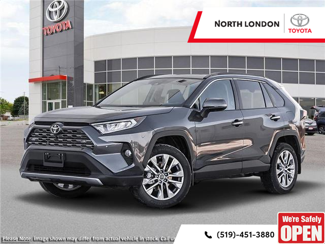 2021 Toyota RAV4 Limited (Stk: 221328) in London - Image 1 of 24