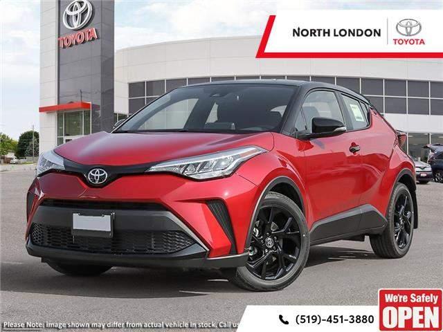 2021 Toyota C-HR XLE Premium (Stk: 221362) in London - Image 1 of 24