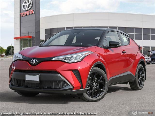 2021 Toyota C-HR XLE Premium (Stk: 221363) in London - Image 1 of 24