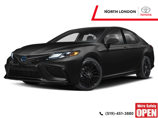 2021 Toyota Camry Hybrid XLE (Stk: 221378) in London - Image 1 of 3
