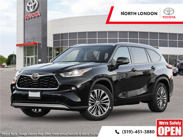 2021 Toyota Highlander Limited (Stk: 221300) in London - Image 1 of 16