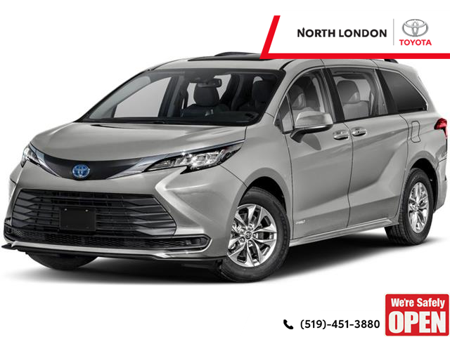 2022 Toyota Sienna LE 8-Passenger (Stk: 222019) in London - Image 1 of 1