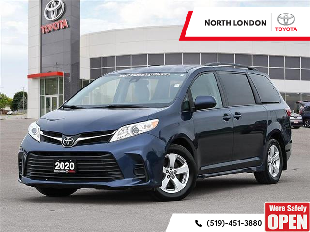 2020 Toyota Sienna LE 8-Passenger (Stk: R00001) in London - Image 1 of 27