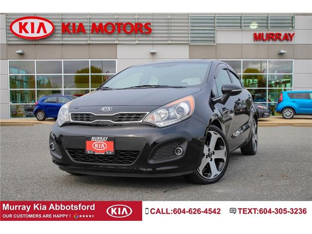 2013 Kia Rio SX (Stk: M1700) in Abbotsford - Image 1 of 20