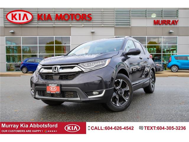 2018 Honda CR-V Touring (Stk: TL10217A) in Abbotsford - Image 1 of 23