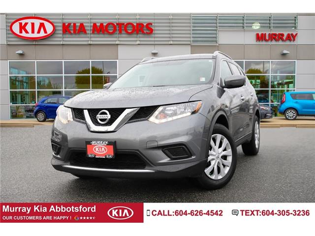 2016 Nissan Rogue S (Stk: SP16037A) in Abbotsford - Image 1 of 21