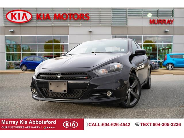 2013 Dodge Dart SXT/Rallye (Stk: M1733) in Abbotsford - Image 1 of 14