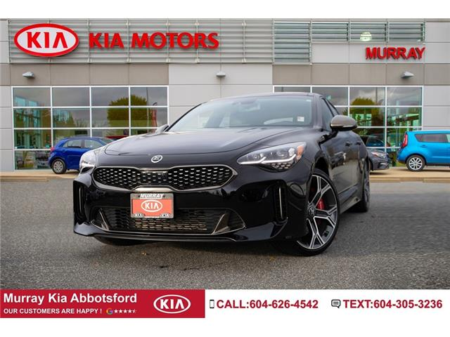 2018 Kia Stinger GT Limited (Stk: M1735) in Abbotsford - Image 1 of 25