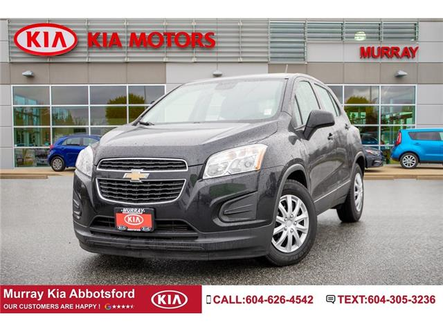 2015 Chevrolet Trax LS (Stk: M1743) in Abbotsford - Image 1 of 18
